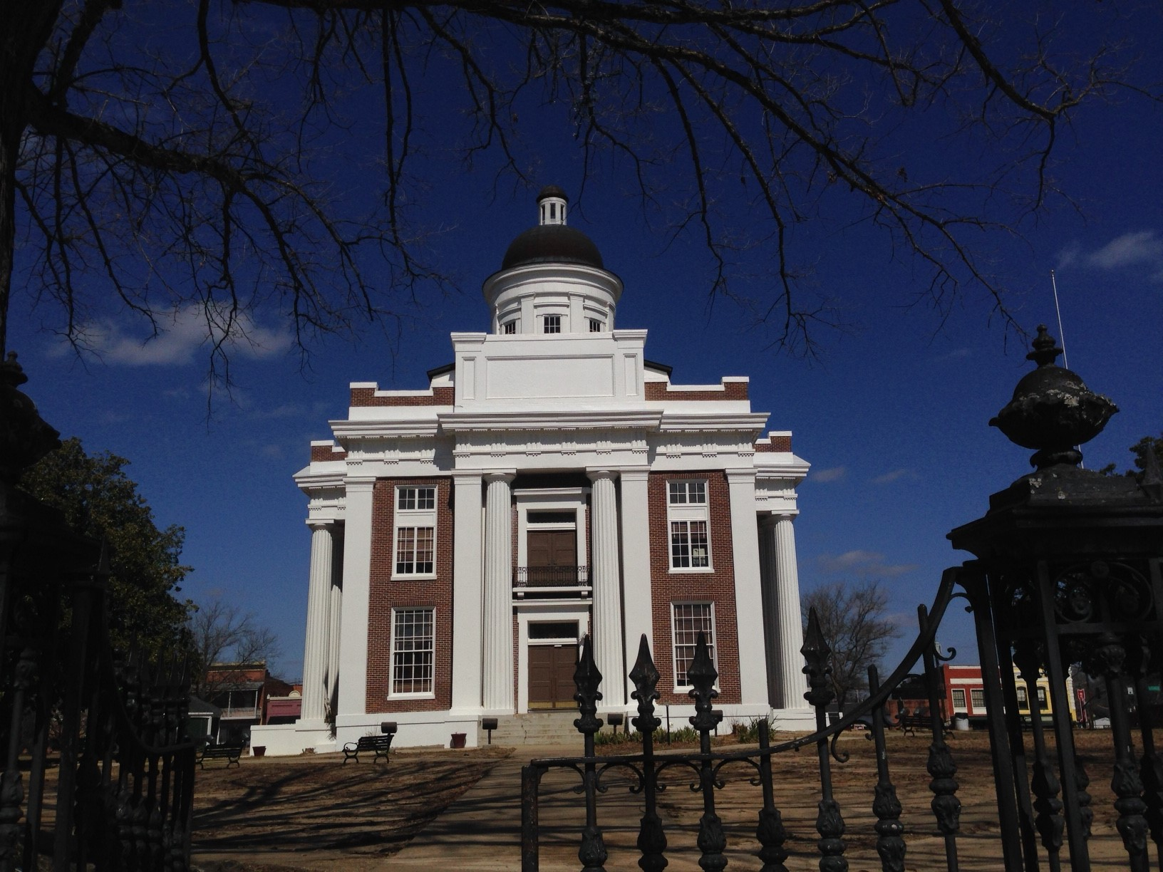 Madison County Courthouse, Canton, Mississippi